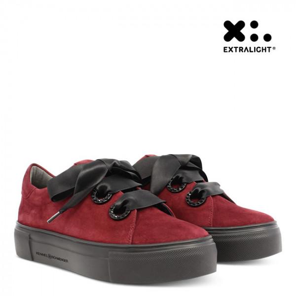 Ziemlich bequem KENNEL & SCHMENGER Plateau Sneaker BIG